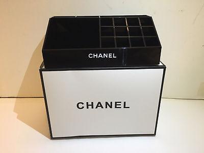 Chanel Vip Gift Brush Holder Lipstick Make Up Box Organizer Cosmetic Stand