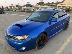 2009 Subaru Impreza WRX 163Kms COBB Tuning New Tires $12,700 OBO