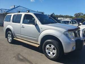 2006 Nissan Pathfinder R51 - 4x4 - 7 Seats - Diesel -Manual -Warranty Birkdale Redland Area Preview