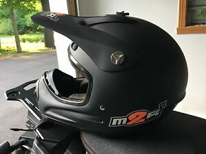 M2R REV-X2 Junior size M Helmet Youth