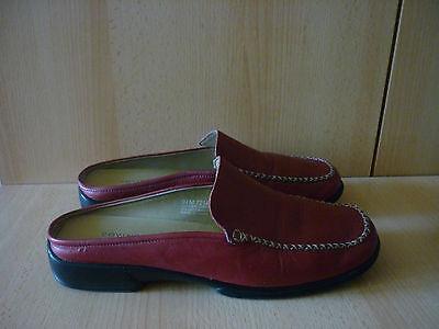 Covington Damen Schuhe, Pantoletten, Gr. US. 9,5 M, Gr. D. ca. 40,5, Echtleder 9,5 M Schuhe