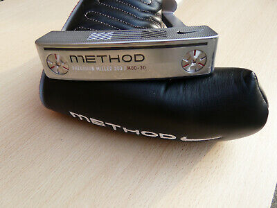 Nike Method MOD-30 Putter : RH 35 : Used for 2 rounds