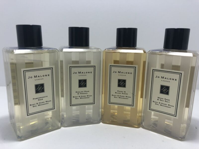 Jo Malone Body and Hand Wash 3.4 oz. New without box. Select your