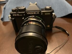 Yashica FX-3 Super SLR in very good condition