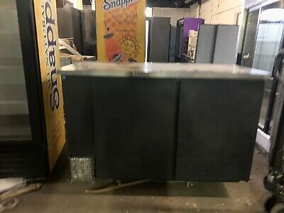 Beverage Air 50 Used Commercial Back Bar Beer Cooler
