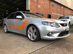 2011 Ford Falcon XR6 Turbo 6 Speed Sports Shift Automatic Sedan Mayfield West Newcastle Area Preview