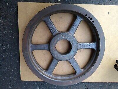 Used Browning Pulley 5q3v140 Bushing Bore V-belt Pulley 5 Groove 13.95 Pitch...