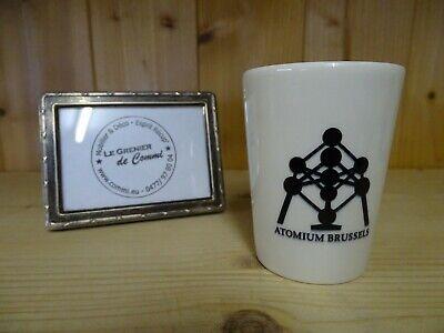 "Petit vase blanc ""Atomium Brussels"" - Royal BOCH"