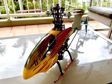 Wanted: RC Helicopter E-sky Honey Bee with Case