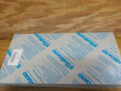 12 Length x 24 Width Craft Gray Seaboard High Density Polyethylene Sheet Matte Finish 1//2 Thick