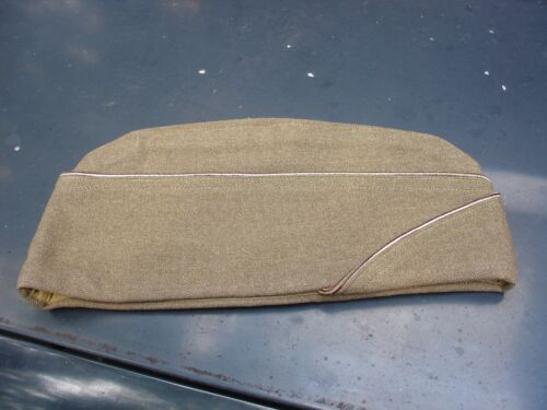 Army Medical Overseas hat named with service number LOT H