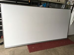 Dry Erase Whiteboard-Magnetic 4 X 8 ft