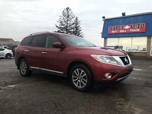 2014 Nissan Pathfinder SL| LEATHER | NAV | 4X4