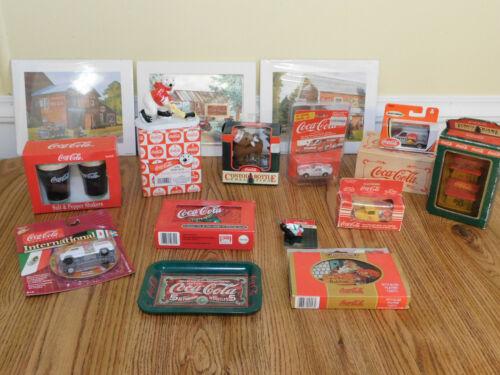 Coca Cola Lot (Lot of 16 Items)