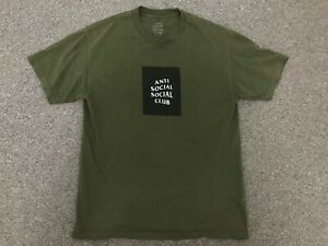 af4510572e22 Anti Social Social Club Box Logo Tee
