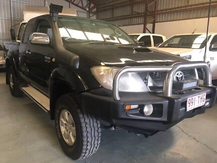 2011 Toyota Hilux SR5 4X4 Diesel Turbo XtraCab Ute Eagle Farm Brisbane North East Preview