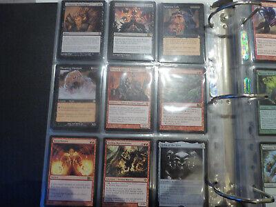 Magic the Gathering lot 50 cartes rares différentes