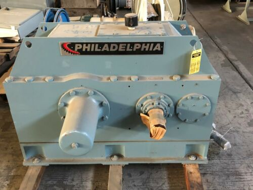 NEW FALK PHILADELPHIA GEAR REDUCER 1120YF1-LS 668HP 1176/279 RPM 4.2/1 RATIO