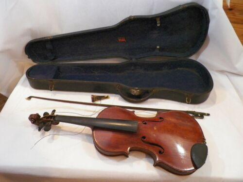 Old Vtg Ant Salzard Violin Antonius Stradiuaruis Cremonenfis Faciebat Anno 1736
