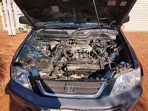 1999 Honda c-rv Carrington Newcastle Area Preview