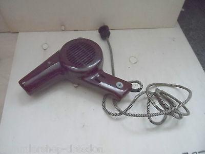22774 alter Haartrockner Bakelit  Fön Luftdusche funktioniert Hairdryer bakelite