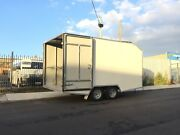 Trailer  Enclosed  Airport West Moonee Valley Preview