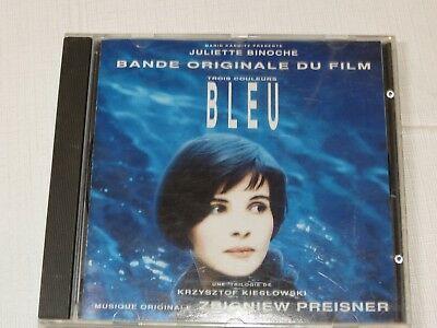 Trois Couleurs: Bleu [Original Film Soundtrack] by Zbigniew Preisner CD 1993