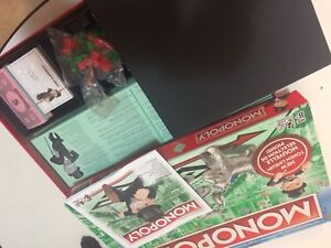 Monopoly board game (unused)