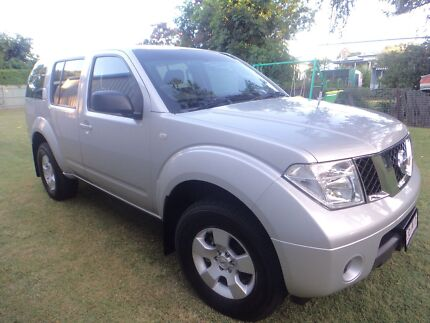 Nissan Pathfinder 2006 st ,GREAT CAR, 4x4 ,7 seater diesel  Boonah Ipswich South Preview