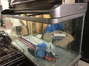 Aquarium 350L with stand and accessories North Beach Stirling Area Preview