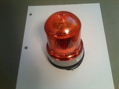 Genuine Amber Fire Alarm Box Light For Call Box Top Locator Edwards 125strhr120a