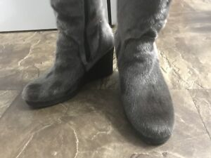 Authentic Seal Skin Boots