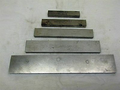 5 Hss Lathe Tool Bits Mo-max Rectangle Latrobe Braeburn 38 1 38 58  D5955