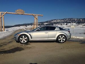 Mint adult owned Mazda RX8