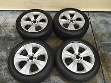 "19"" BMW X5 mags and tyres Birkdale Redland Area Preview"