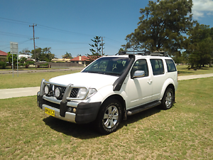 Nissan pathfinder 2007 Stockton Newcastle Area Preview