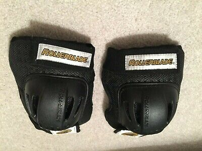 Vintage Rollerblade City Gear Elbow Pads size Medium BRAND NEW FREE (Med Elbow Pads)