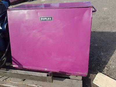 Bremstrommel Drehmaschine Duplex 600
