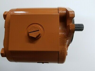 New Hydraulic Gear Pump Fits Case Skid Steer With S A31.5l 33120