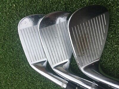 WILSON FG TOUR V4FORGED IRONS / 4-PW / DG Pro S300 shaft and original grips