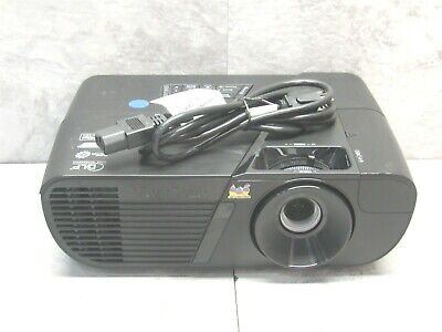 ViewSonic PJD7720HD 1080p FULL HD Home Theater Projector 1227 Current Lamp Hours