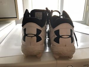 Under Armor ball shoes