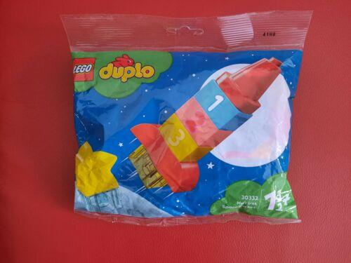 LEGO Duplo Set 30332 Meine erste Weltraumrakete NEU