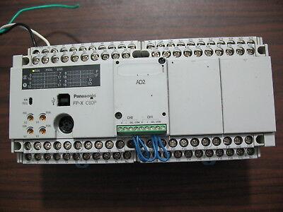 Panasonic Fp-x C60p Afpx-c60p Programmable Controller