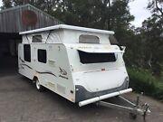 Jayco j series pop top caravan 2007 Eurobodalla Area Preview