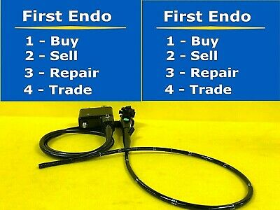 Pentax Eg-2930k Gastroscope Endoscope Endoscopy 886-h55 Pal
