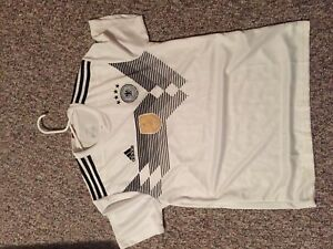 Germany World Cup soccer jersey