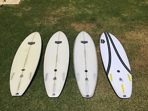 DMS Surfboards For Sale Iluka Joondalup Area Preview