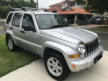 2007 Jeep Cherokee Limited 3.7L