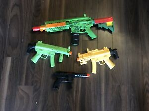 NERF and other Guns